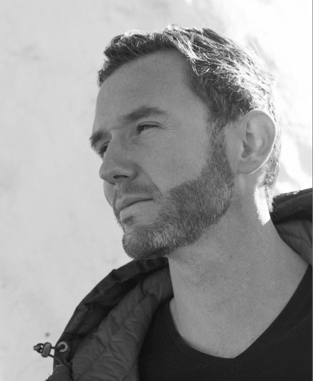 Portrait de Kevin Cherpillod Ostéopathe à Marseille