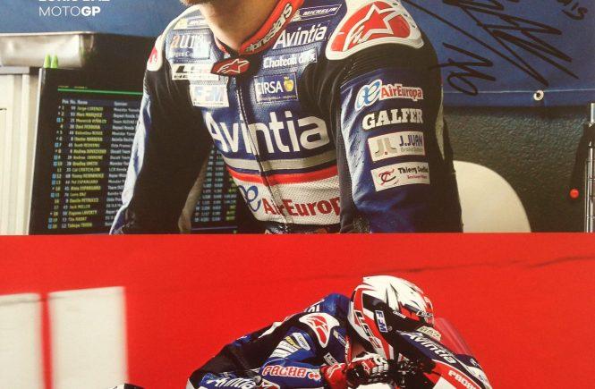 Loris Baz, pilote Moto GP