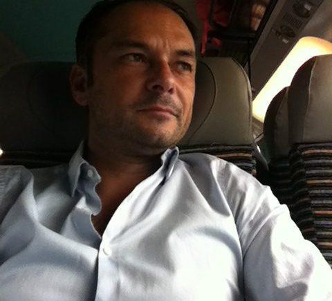Laurent Gerber, responsable des partenariats BMW Group, entrepreneur.