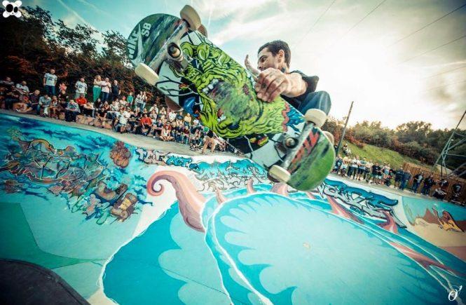 Julien Benoliel pro skateur Nike SB